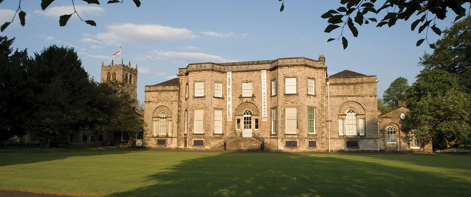Abbot Hall Art Gallery in Kendal is housed in a superb Grade 1 listed building on the banks of the River Kent