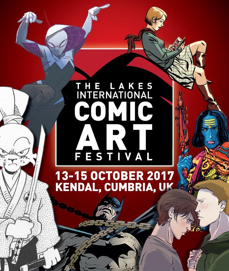 Comic Art Festival 2017