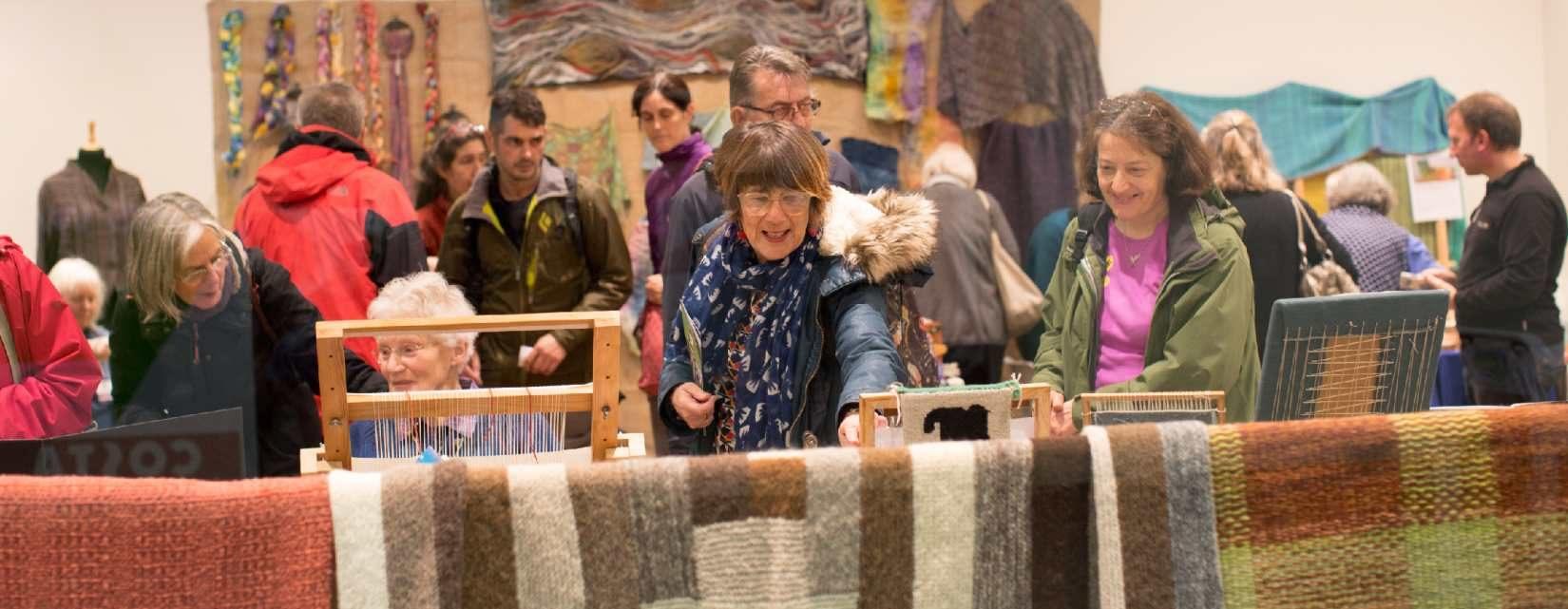 Kendal Wool Gathering - Kendal Town