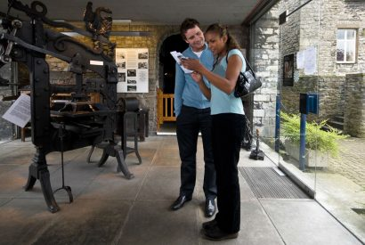 The Museum of Lakeland Life & Industry is a great place to learn more about Kendal's history and heritage