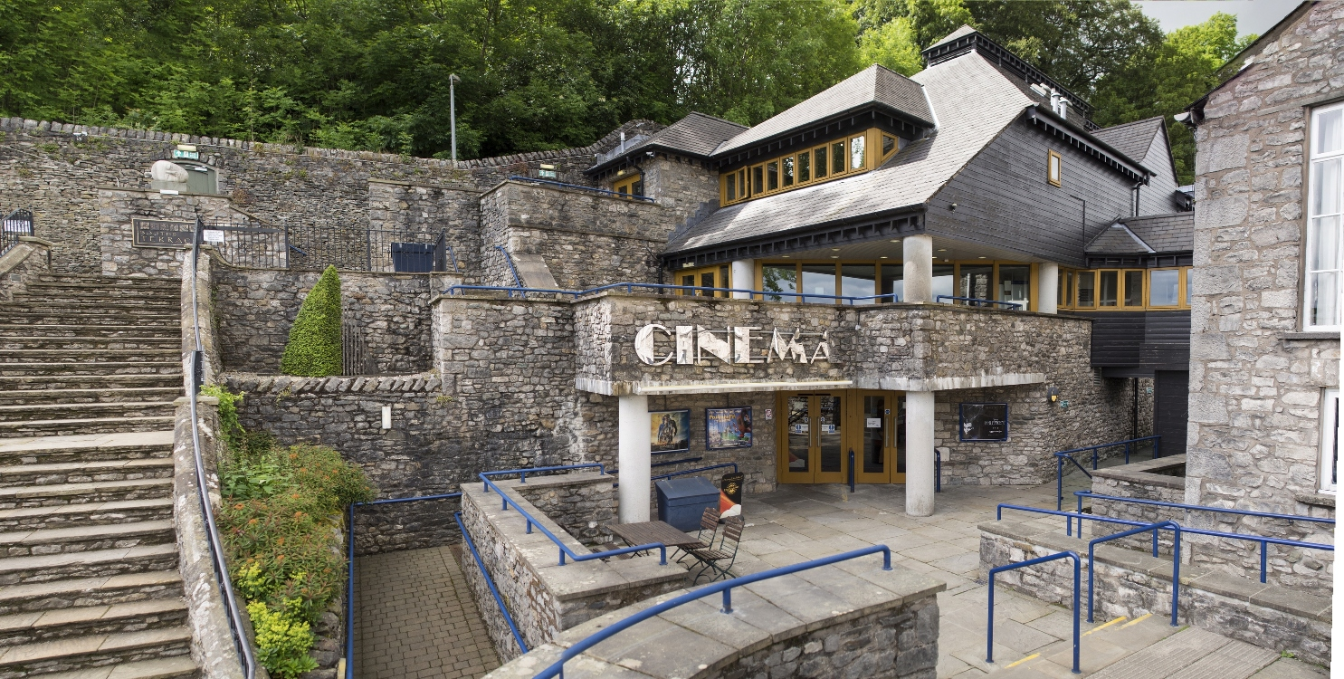 The Brewery Arts Centre Kendal has 3 cinema screens and shows the best of cinema, film, dance, comedy and much more