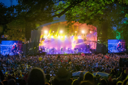 Kendal Calling Music Festival at Lowther Deer Park