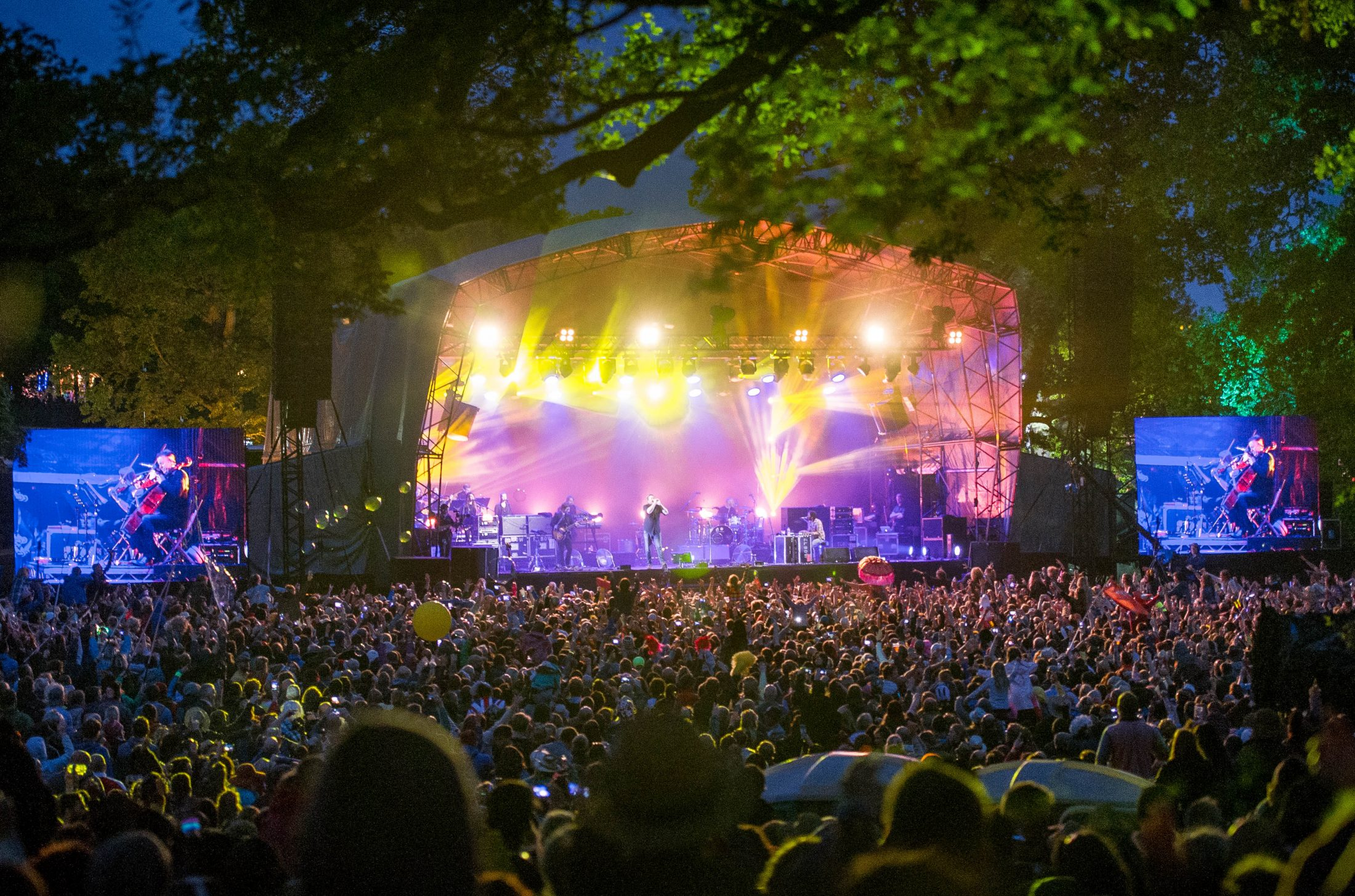 Kendal Calling Music Festival at Lowther Deer Park - Lakes Alive Events and Festivals