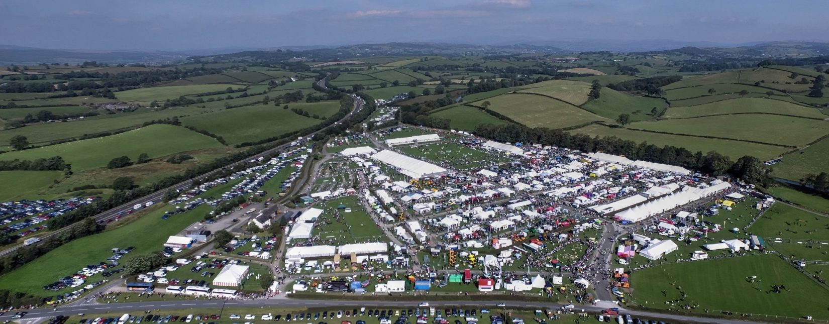 Westmorland County Show is Kendal's premier agricultural event