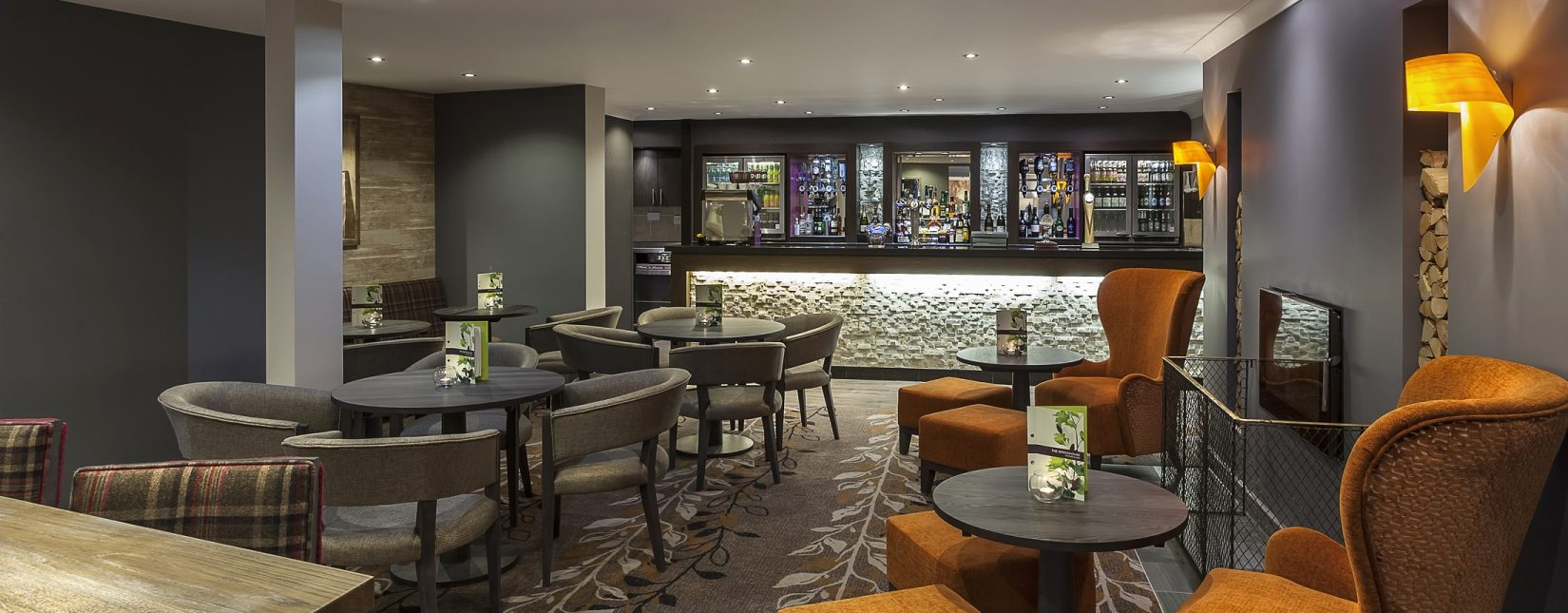 Greenhouse Bar at the Castle Green Hotel in Kendal