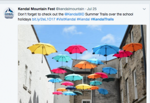 Kendal Trails - Kendal Mountain Festival