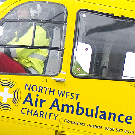 Shops - North West Air Ambulance