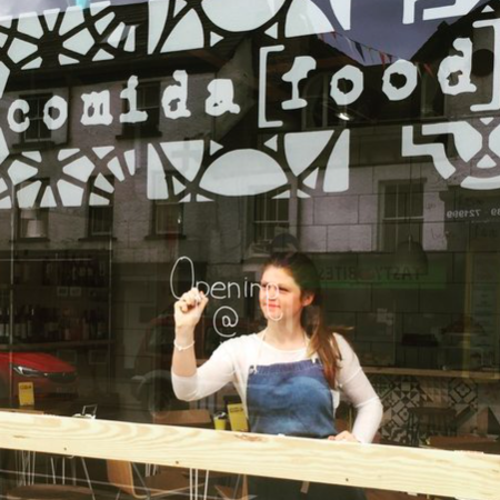 Shops - Eateries - Comida Foods