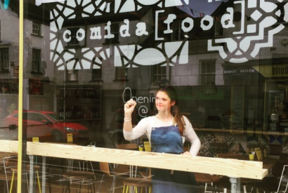 Shops - Eatery - Image via Comida Foods