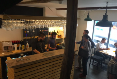 Shop - Eatery - Pub - Fell Bar
