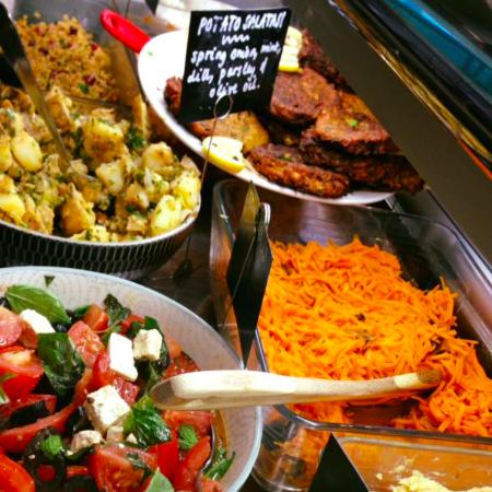 Shops - Eateries - Cafe Olive