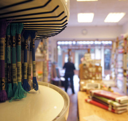 Shops - Reticule Fabric