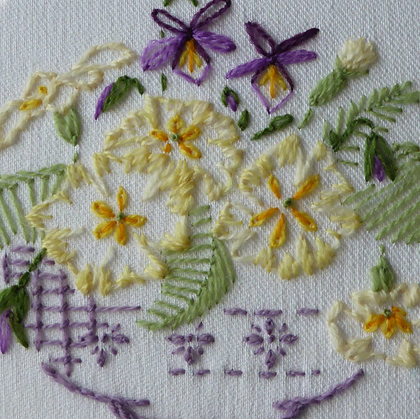 Quaker Tapestry Embroidery Workshop