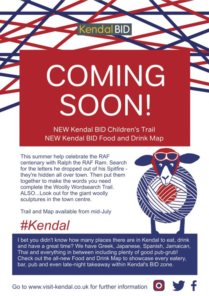 kendal trail 2018 ad