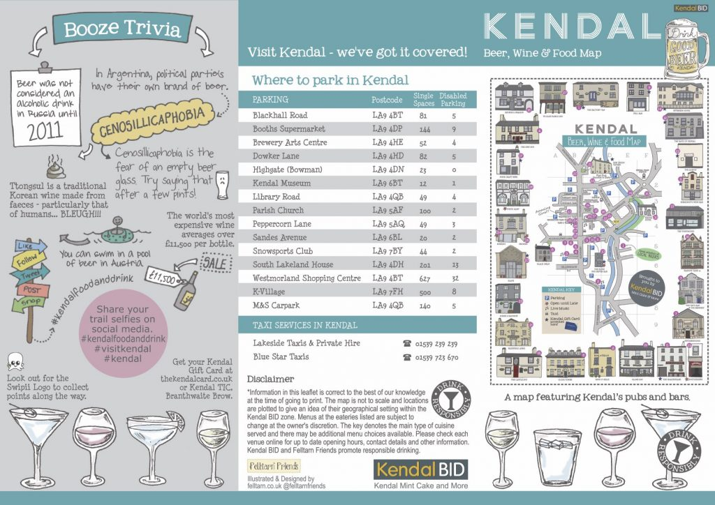 Kendal Food Trail p2