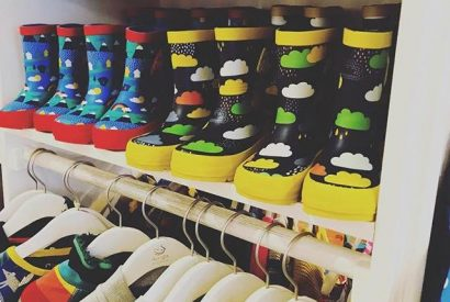 Armstrong Ward Wellies