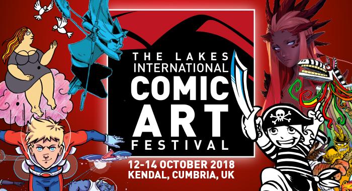 Comic Arts 2018