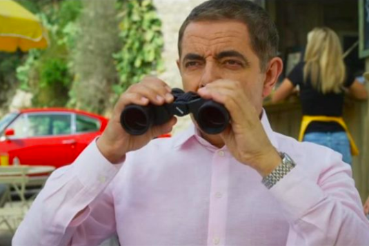 Johnny English Brewery Film