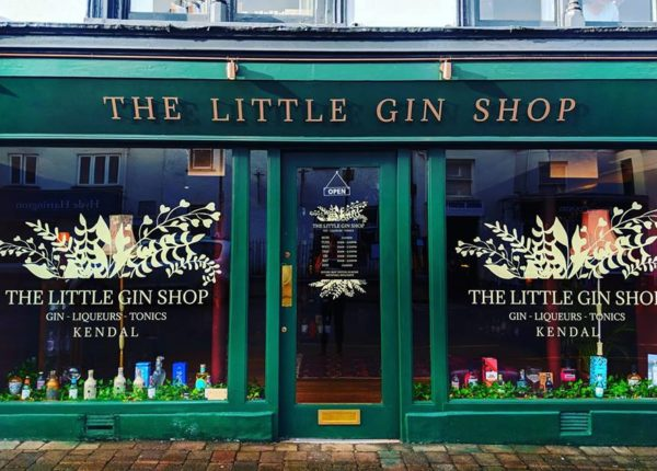 The Little Gin Shop