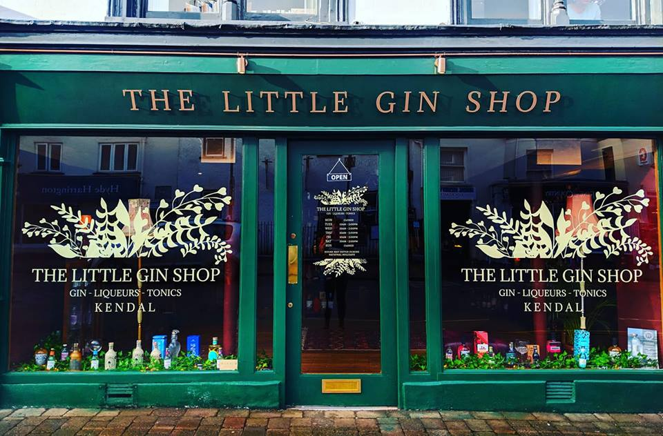 The Little Gin Shop