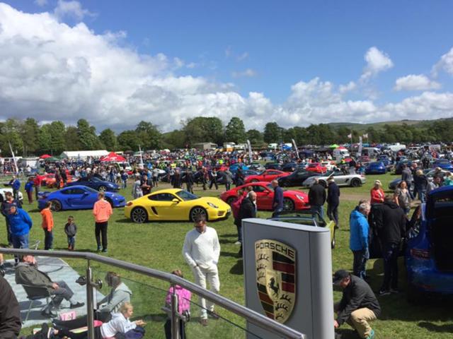 8th car show