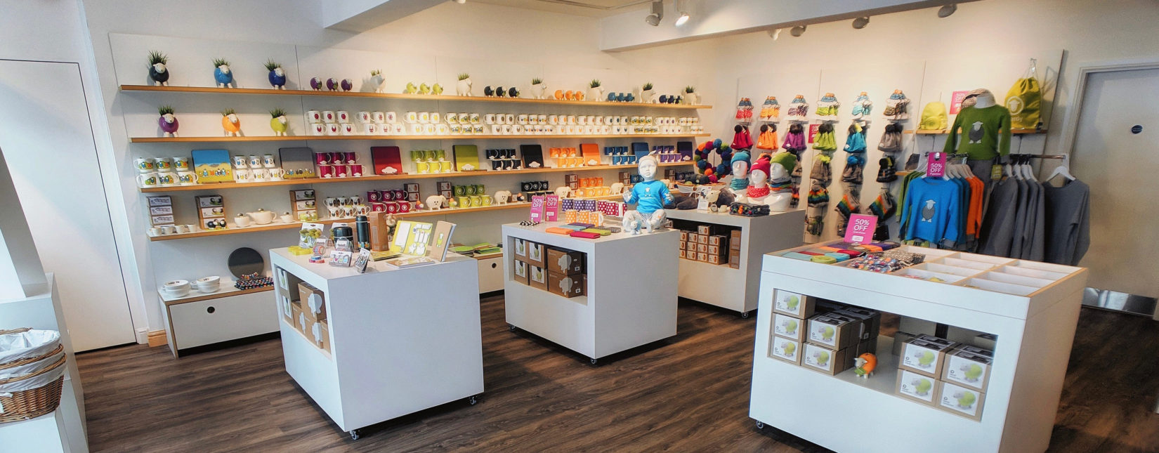 Flagship Herdy Store