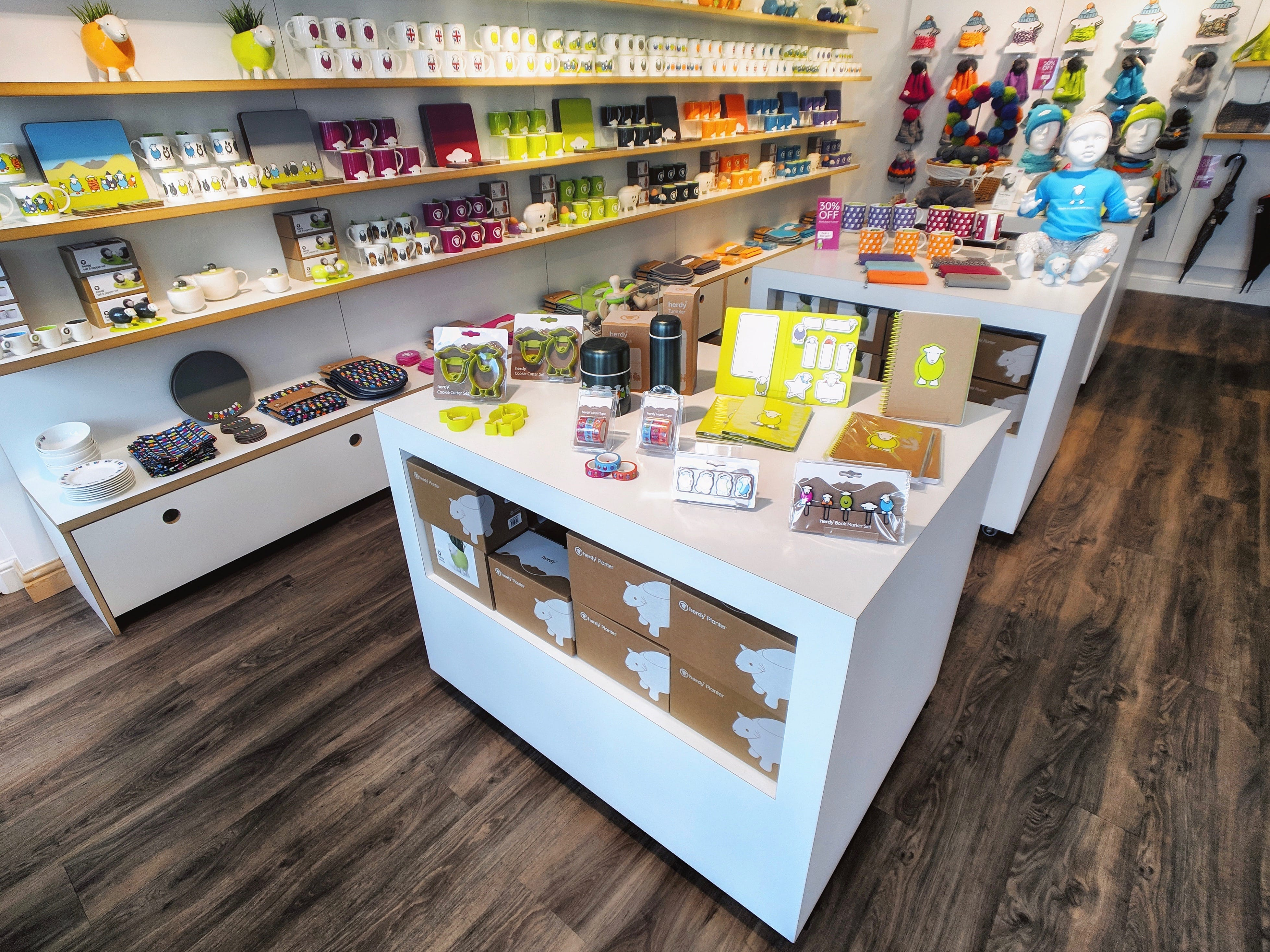 Flagship Herdy Store in Kendal