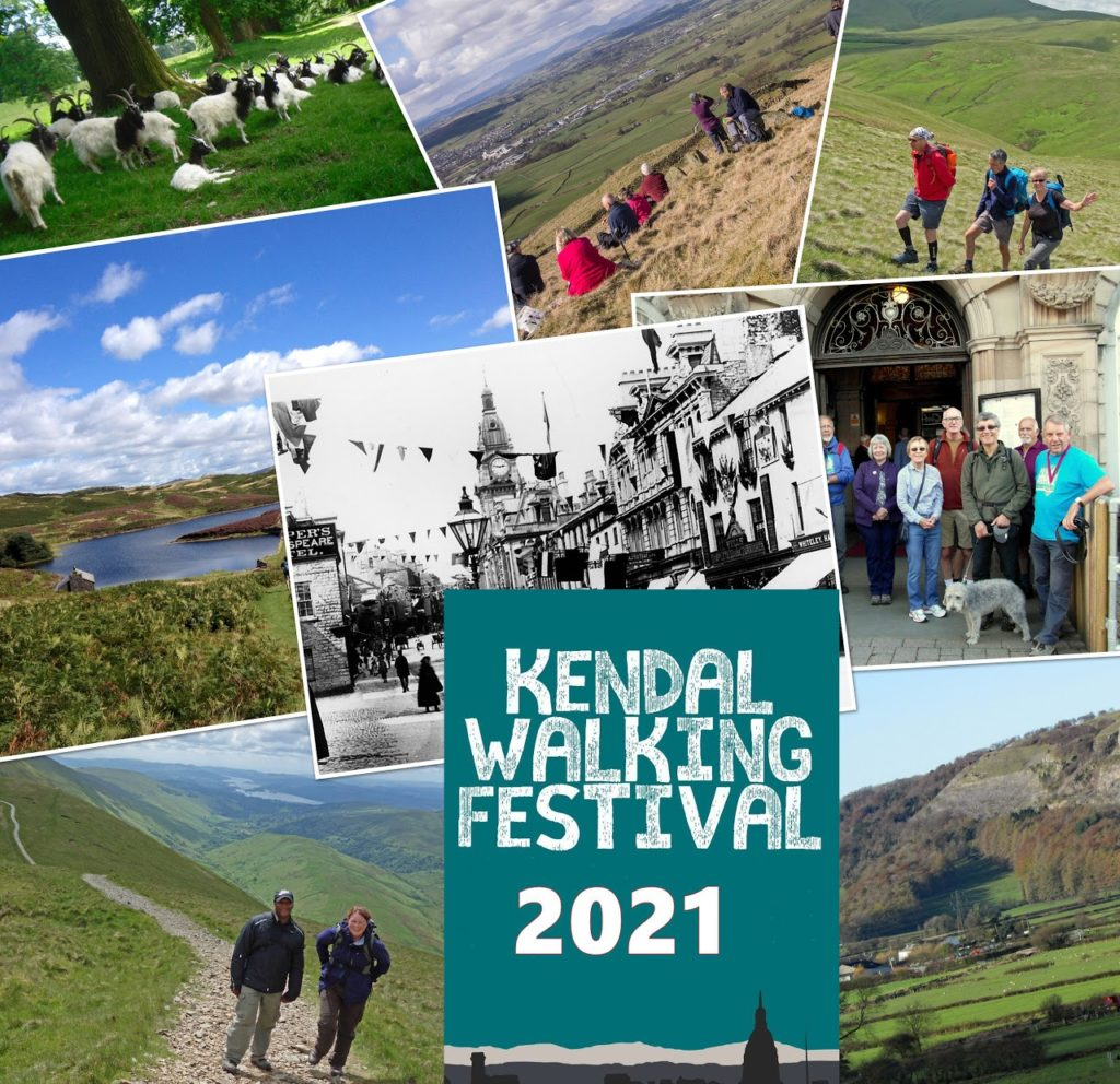 kendal walking festival